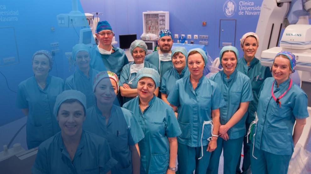 300 transplantes de corazón en Navarra