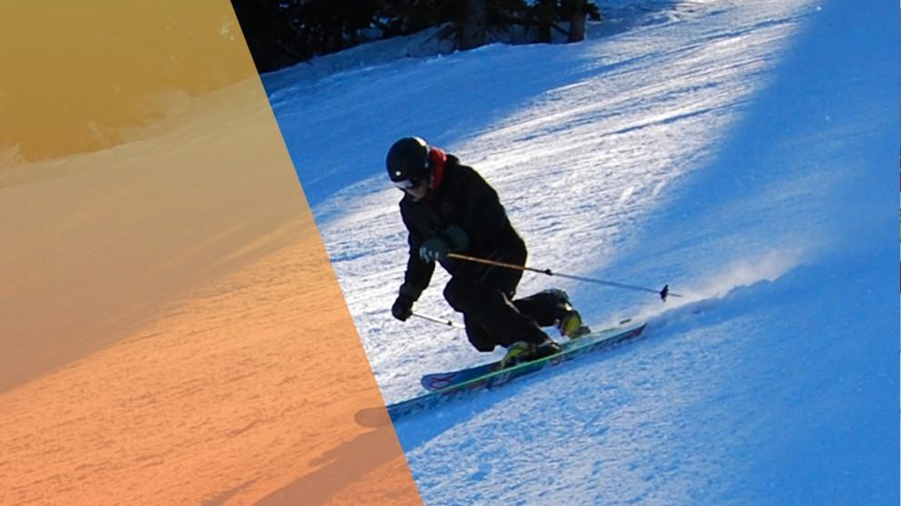 evitar lesiones esquiando