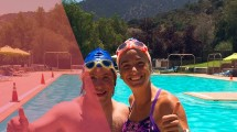 Pablo Vásquez: el Ironman con síndrome de Down