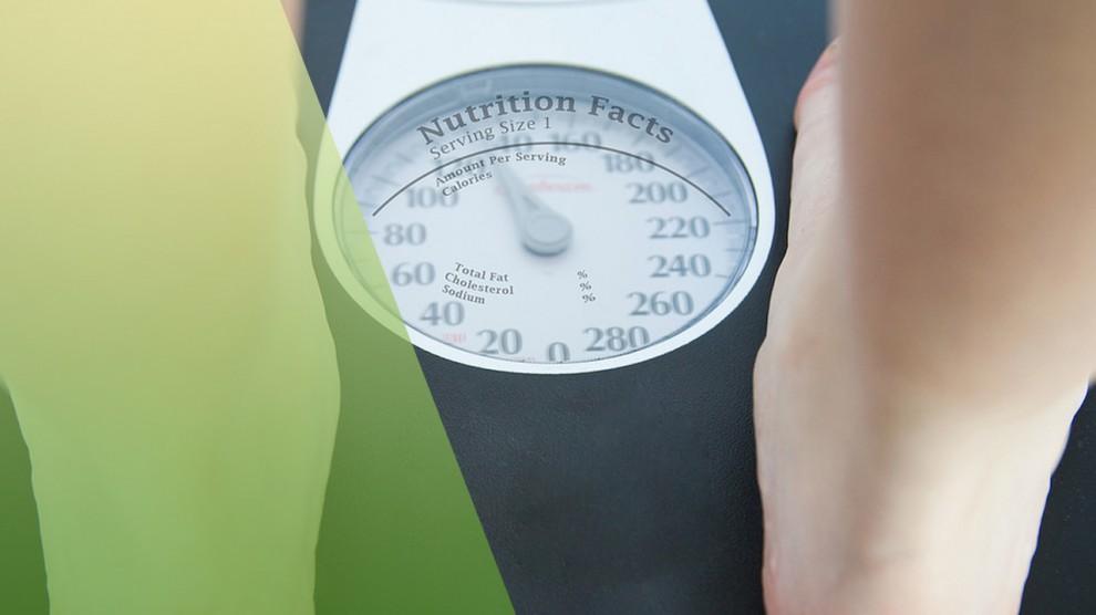 errores al perder peso
