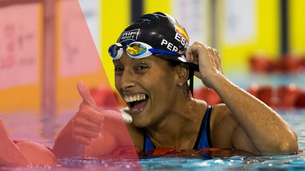 María Teresa Perales, la española con más medallas
