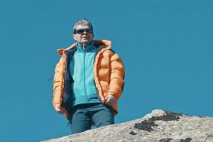 Ricardo de Alfonso: una rotura de menisco no le frenó para subir el Aconcagua