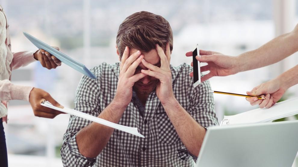 Estrés laboral: por qué lo sufrimos
