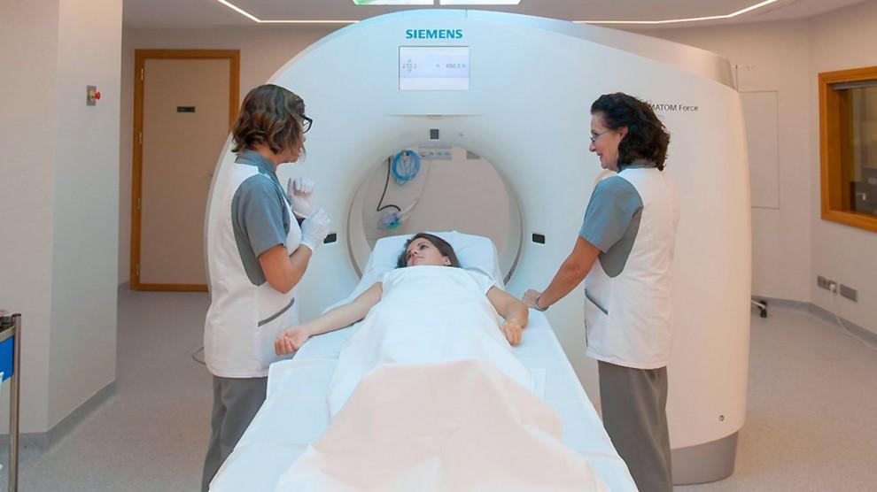 CUN instala el escáner más avanzado en su sede en Pamplona