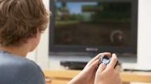 Videojuegos y niños