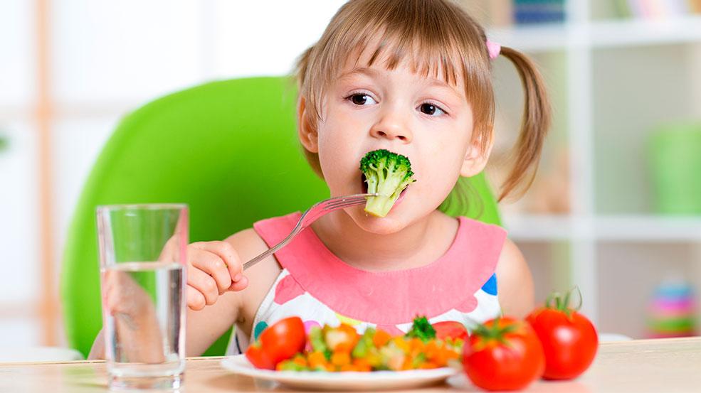 niños-alimentos
